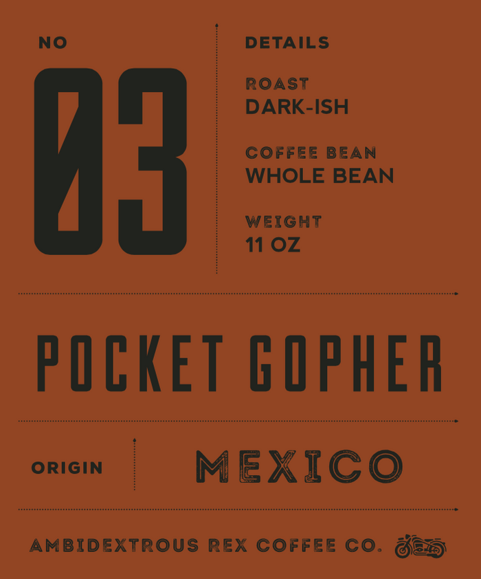 03 - Pocket Gopher