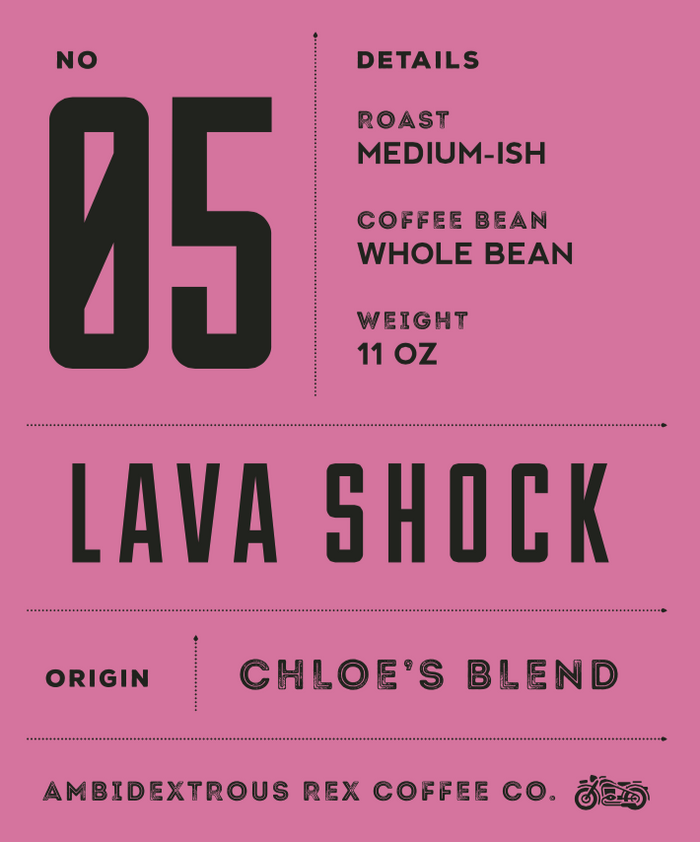 05 - Lava Shock - SOLD OUT