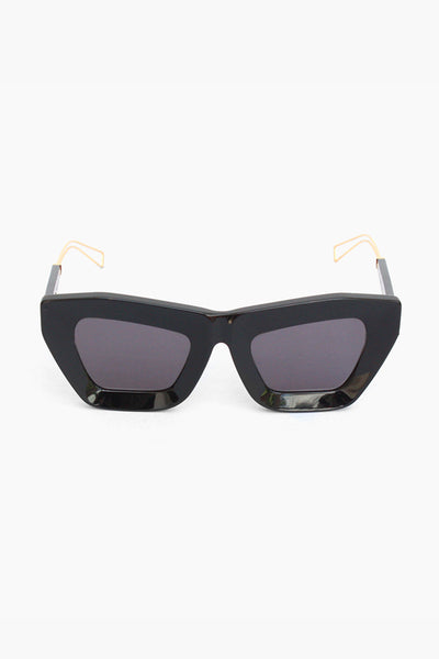 Marta  Brown/Black Sunglasses