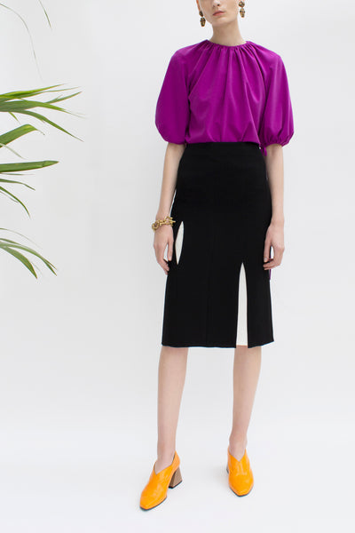 Kelsey Split Seam Skirt