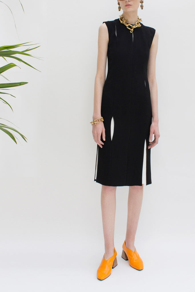 Thea Split Seam Dress