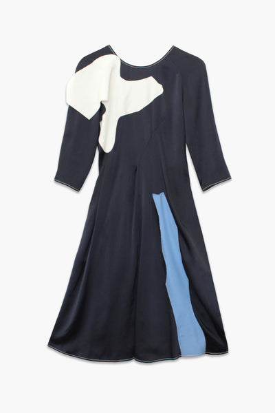 Tara Raglan Sleeve Dress