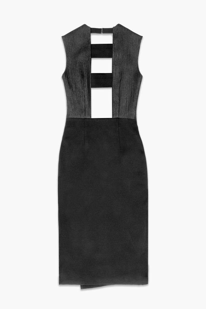 Dana Panelled Dress