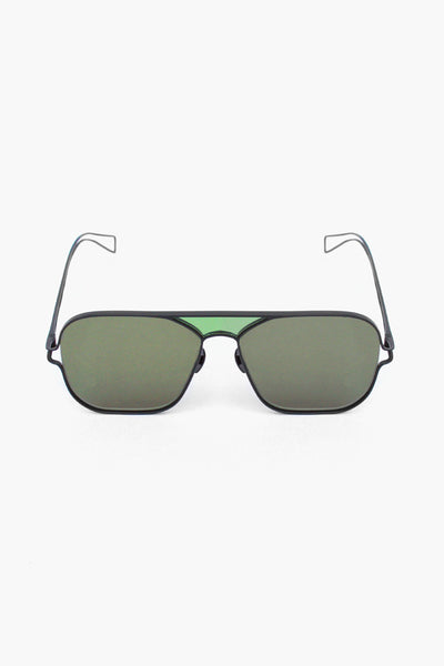 Nix Green/Black Sunglasses