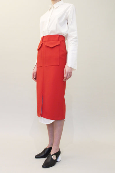 Kim Layered Skirt
