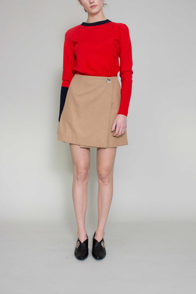 Camel Hailey Skirt