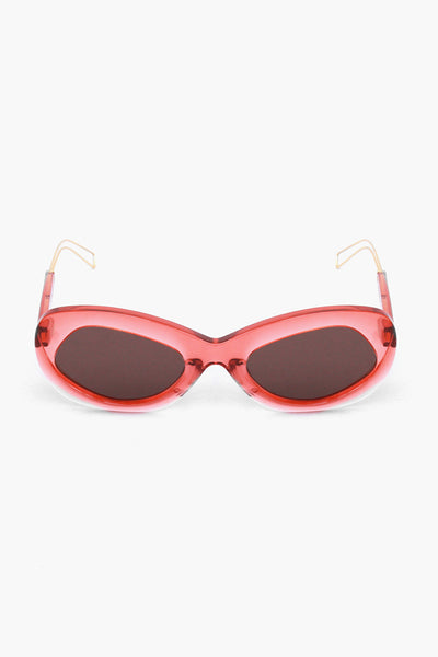 Kith Brown/Red Sunglasses