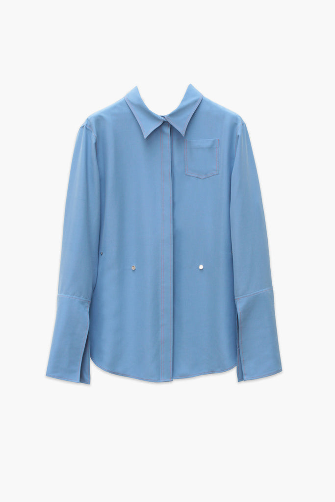 Evie Silk Shirt
