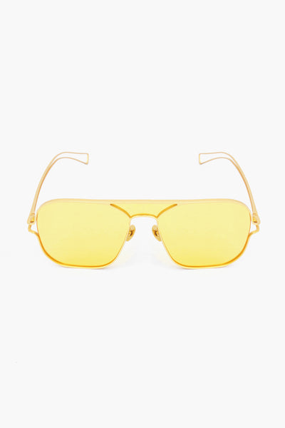 Nix Yellow/Gold Sunglasses