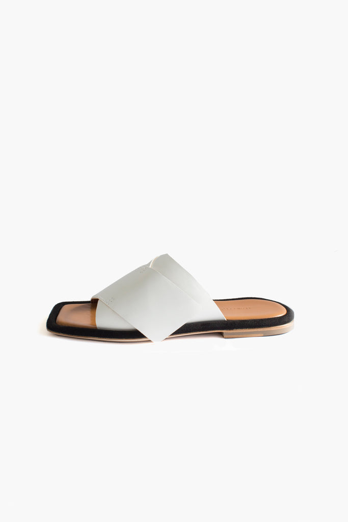 Ivory Dara Slipper
