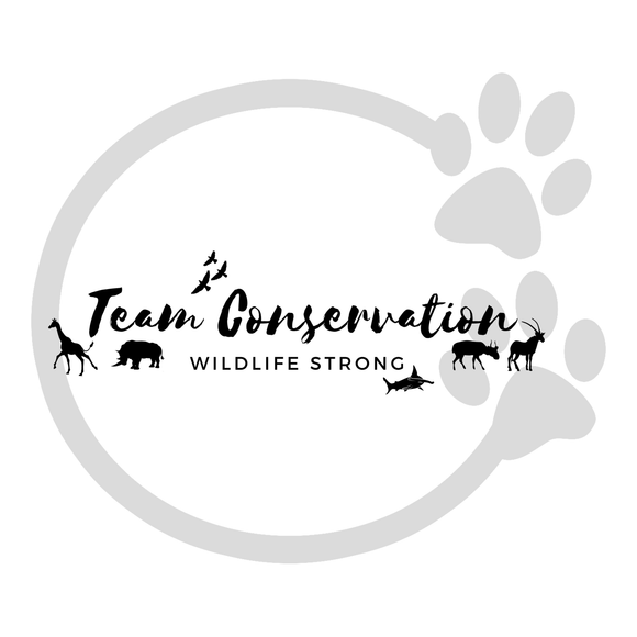 Team Conservation Wildlife Strong