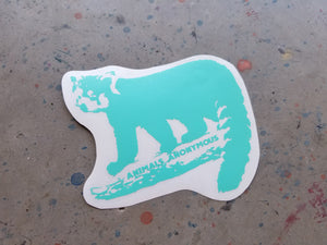 Red Panda - Vinyl Decal - Animals Anonymous Apparel