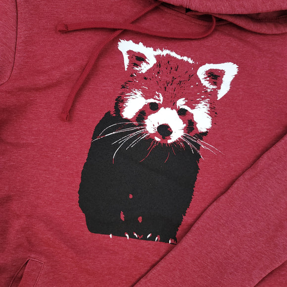 Red Panda Hoodie Limited Run - Animals Anonymous Apparel