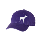 Okapi Embroidery - Hat - Animals Anonymous Apparel