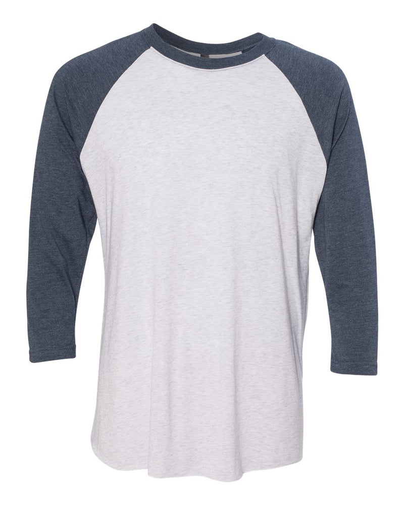 Unisex Three-Quarter Sleeve Raglan (Mystery)
