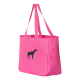 Okapi Embroidery - Must Have Tote - Animals Anonymous Apparel