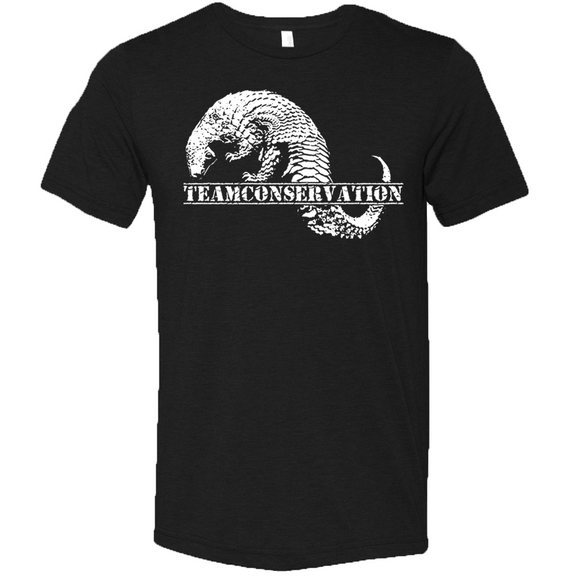 Pangolin Team Conservation - Unisex Tee - Animals Anonymous Apparel