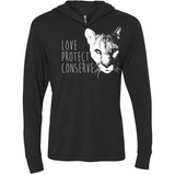 Cougar - Unisex Hoodie - Animals Anonymous Apparel