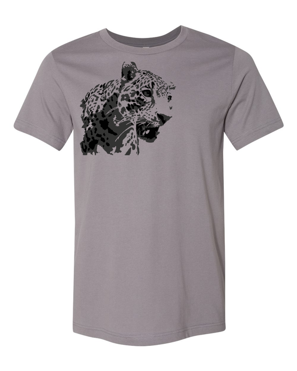 Fundraiser for The Belize Zoo - Jaguar Tee - Animals Anonymous Apparel