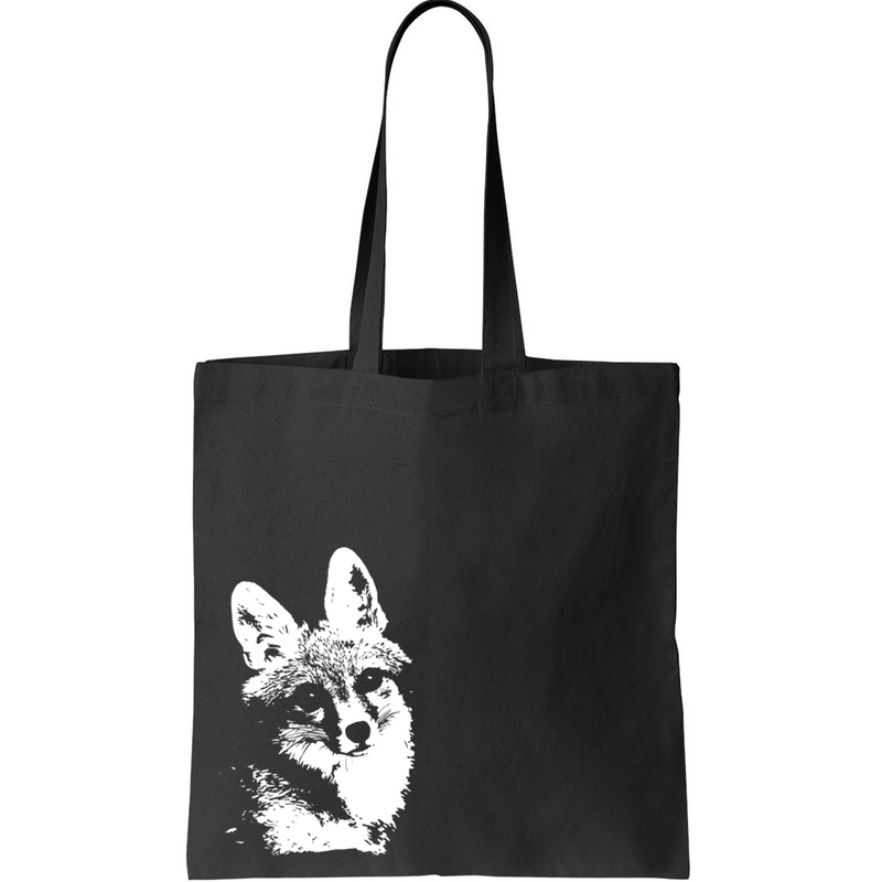 Fox - Canvas Bag (2 Size Options)