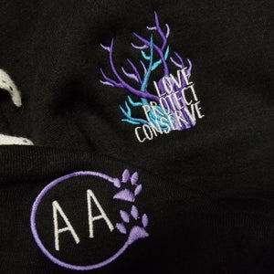 Coral embroidery - Mystery Item - Animals Anonymous Apparel