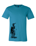 Fundraiser for Penguins International - King Penguin Tee - Animals Anonymous Apparel