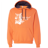 My Heart is Wild Tiger - Unisex Heavy Hoodie - Animals Anonymous Apparel