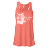 My Heart is Wild Tiger - Flowy Tank
