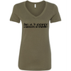 I'm A Keeper - Women's V-Neck Tee