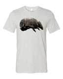 Fundraiser for The Boonshoft Museum of Discovery - Three-banded Armadillo Tee - Animals Anonymous Apparel