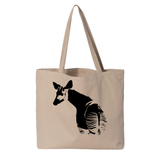 Okapi - Large Tote - Animals Anonymous Apparel