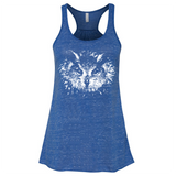 Owl Eyes - Flowy Tank - Animals Anonymous Apparel