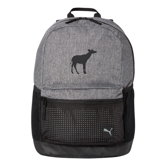 Okapi Embroidery - Backpack - Animals Anonymous Apparel