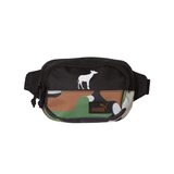 Okapi Embroidery - Bum Bag - Animals Anonymous Apparel