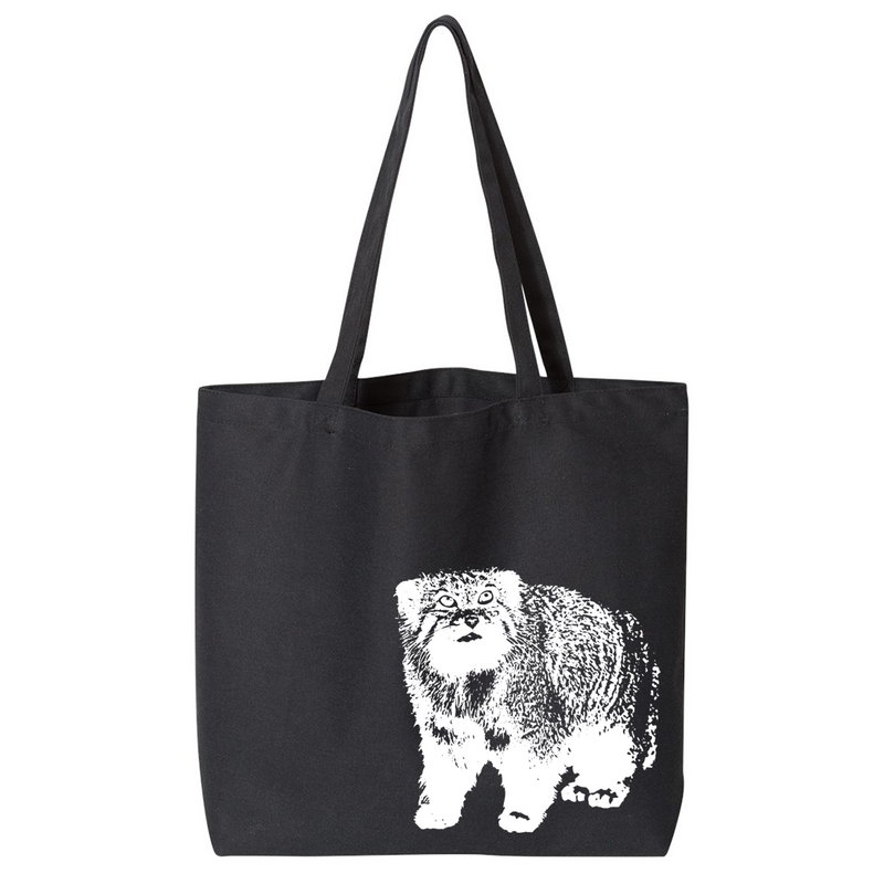 Pallas Cat - Canvas Bag (2 Size Options)