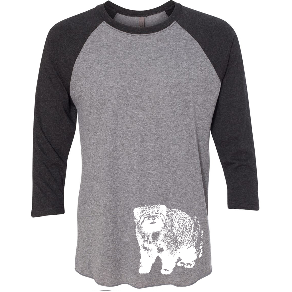 Pallas Cat - Unisex Raglan