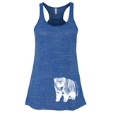 Pallas Cat - Flowy Tank - Animals Anonymous Apparel
