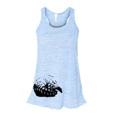 Pangolin - Flowy Tank - Animals Anonymous Apparel