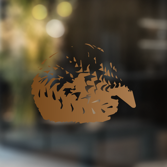 Pangolin - Decal - Animals Anonymous Apparel