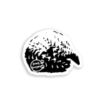 Pangolin - Sticker - Animals Anonymous Apparel