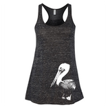 Pelican - Flowy Tank - Animals Anonymous Apparel