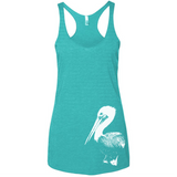 Pelican - Women's Tank - Animals Anonymous Apparel