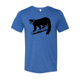 Red Panda on a Branch - Unisex Tee - Animals Anonymous Apparel