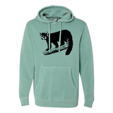Red Panda on a Branch - Unisex Hoodie - Animals Anonymous Apparel