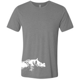 Sumatran Rhino - Unisex Tee - Animals Anonymous Apparel
