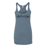 Team Conservation Wildlife Strong - Racerback Tank - Animals Anonymous Apparel