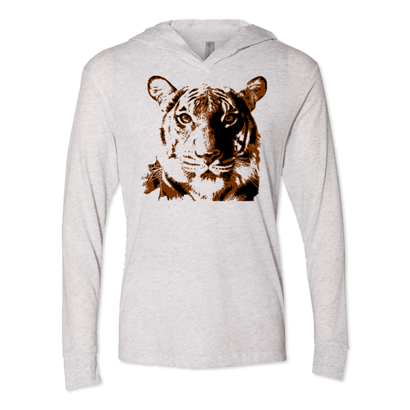 Tiger - Prusten Project - Unisex Hoodie - Animals Anonymous Apparel