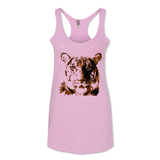 Tiger - Prusten Project - Women's Tank - Animals Anonymous Apparel