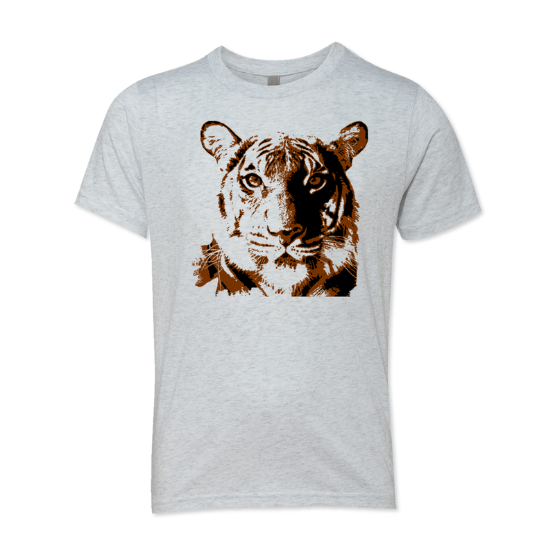 Tiger - Prusten Project - YOUTH Tee