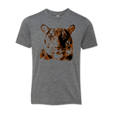 Tiger - Prusten Project - YOUTH Tee - Animals Anonymous Apparel